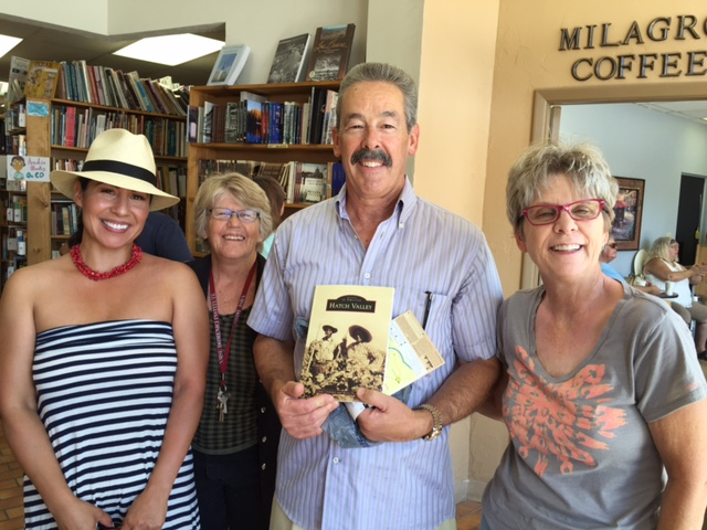 book sold at COAS books in Las Cruces