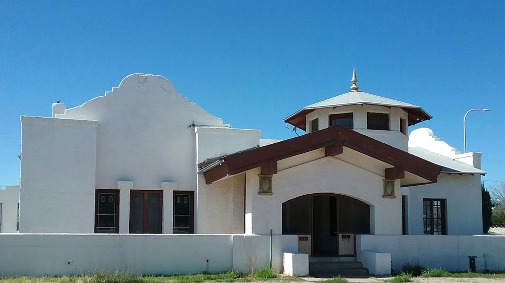 Alameda-Depot Historic District, Las Cruces NM